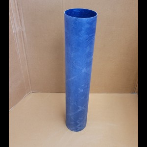 6 Inch Blue Airframe Leftover 32 Inches