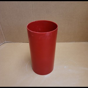 6 Inch Red Airframe Leftover 12 Inches